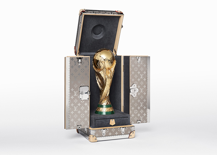 88cde8a4dfcb Louis Vuitton announces three projects for 2018 FIFA World Cup Russia