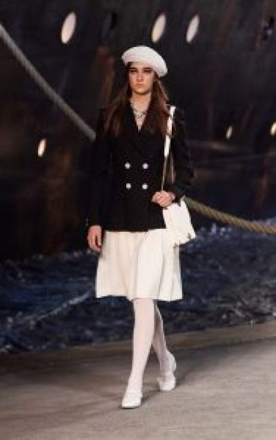 c6ee686e65ae The collection encompassed multiple references to the history of Chanel