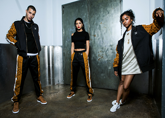 best sneakers 4c673 e49fb Puma and MCM launch limited-edition collection for 50th ...