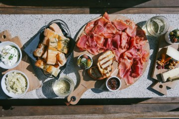 Charcuterie Board - Industry Kitchen New York - Featured Image