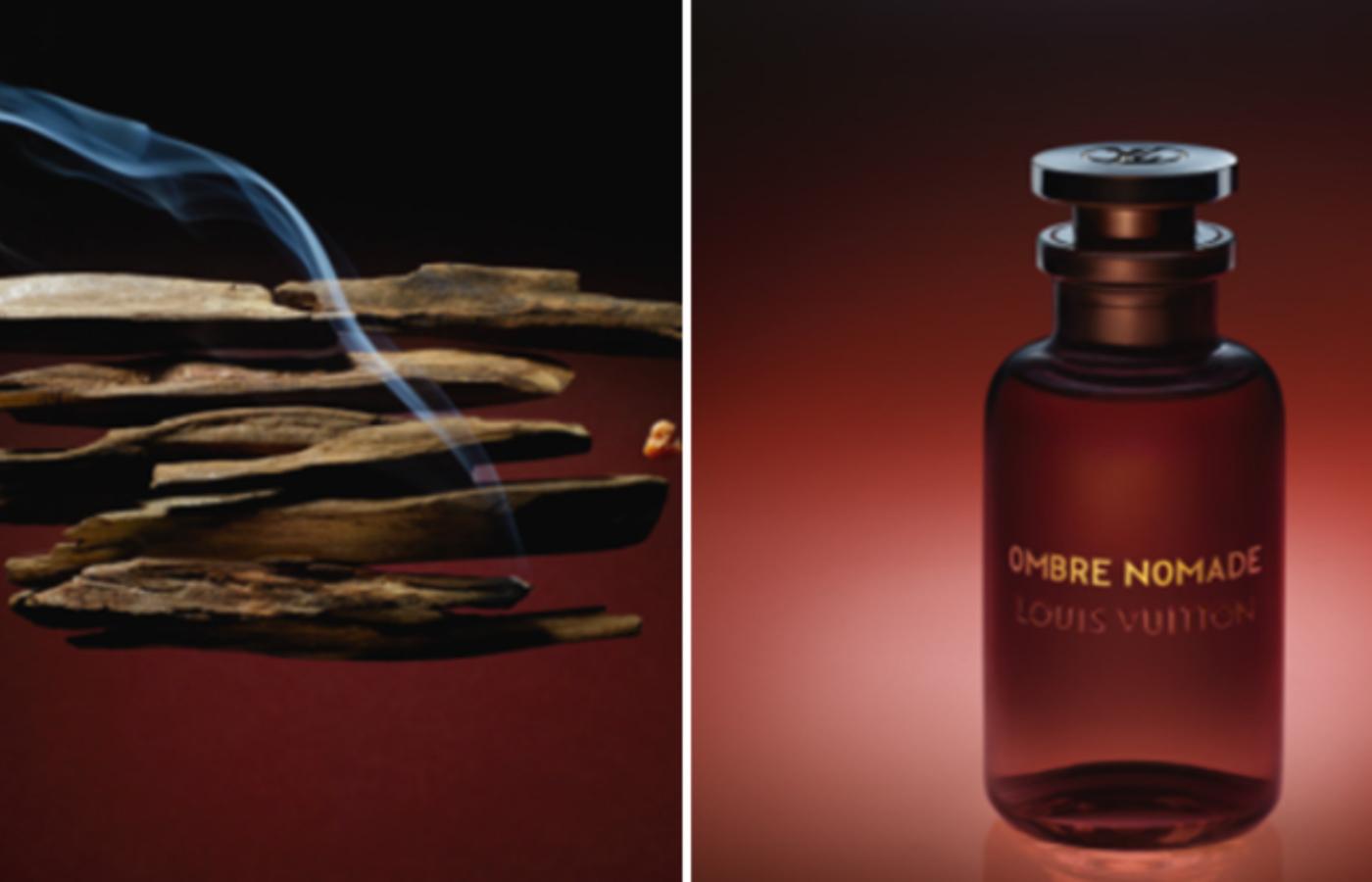 Louis Vuitton Launches Les Parfums Ombre Nomade The Glass Magazine