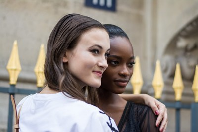 Street Style at Paris Couture 2018 by Teodora Koeva