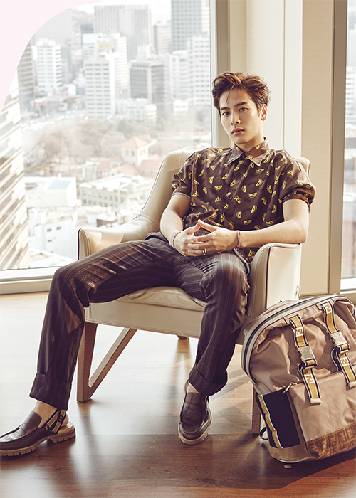 Glass exclusive – interview with K-Pop star Jackson Wang of