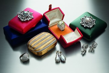 Bulgari Jewels from Anna Magnani private collection
