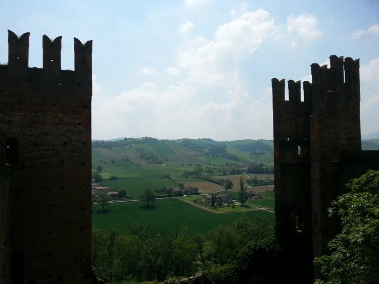 Views from the Rocca di Castell'Arquato 1