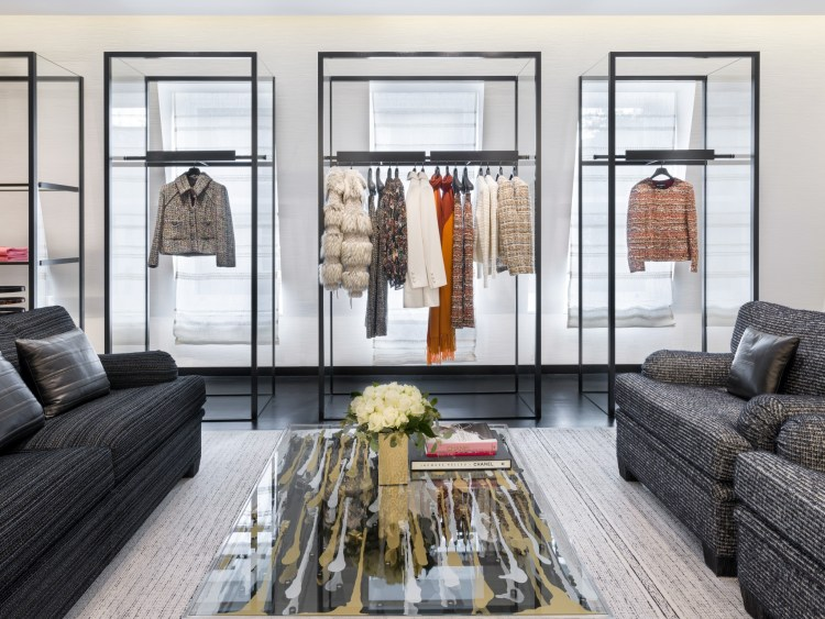 Chanel opens new boutique on Walton Street