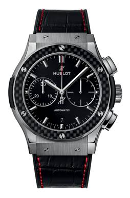 Hublot x Watches of Switzerland