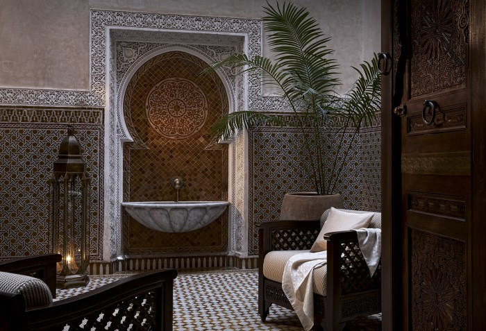 b64360bccb1 Glass explores The Royal Mansour – the luxury resort in the heart of ...