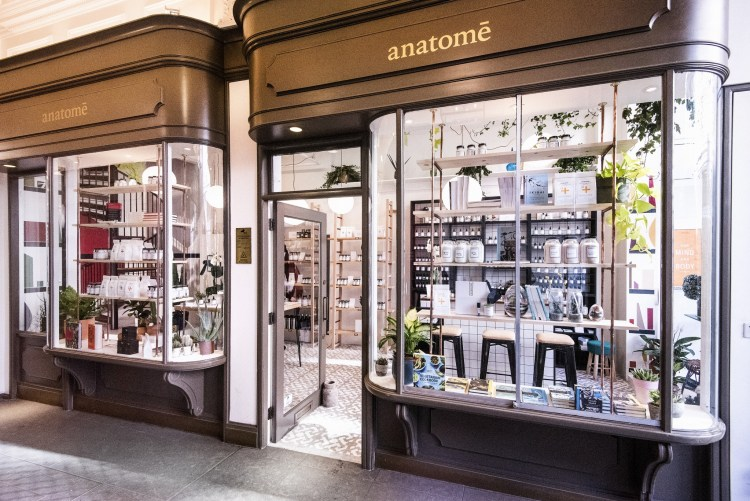 Anatome launches new concept store