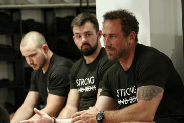 Manor lululemon Strong Not Silent charity campaign CALM feature image