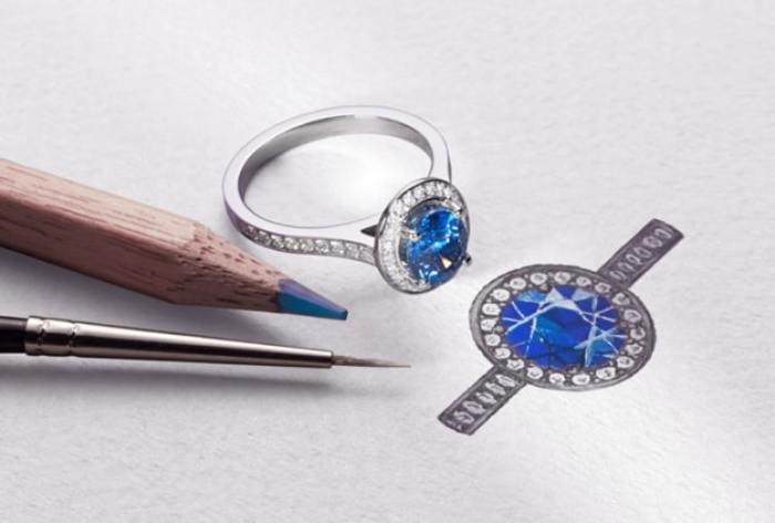 Why You Should Choose A Bespoke Engagement Ring The Glass Magazine