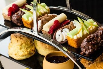 Italian afternoon tea at Balioni Hotel London © DiegoDePol