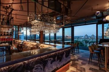 Savage Garden Rooftop Bar