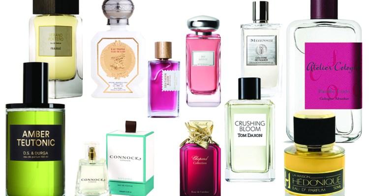 Glass perfume guide 2019