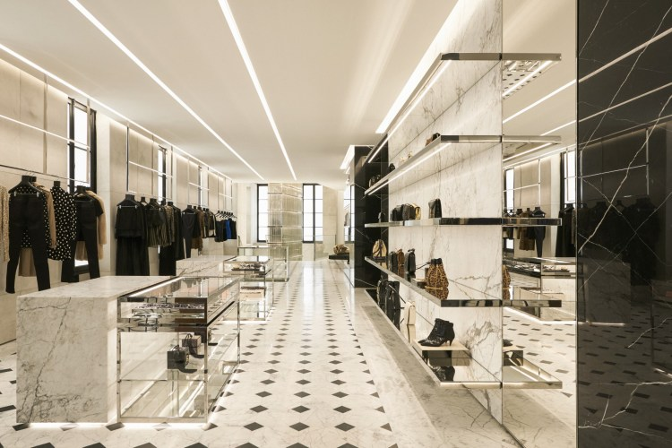 ae3e8b511b Saint Laurent Rive Droite opens in Paris and Los Angeles – The Glass ...