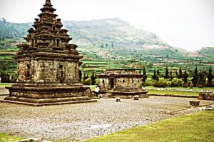 dieng temples