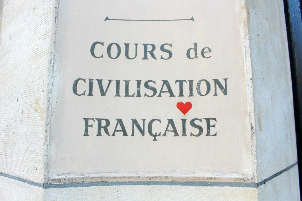 The Glittering Unknown Sorbonne Cours de Civilisation Francaise