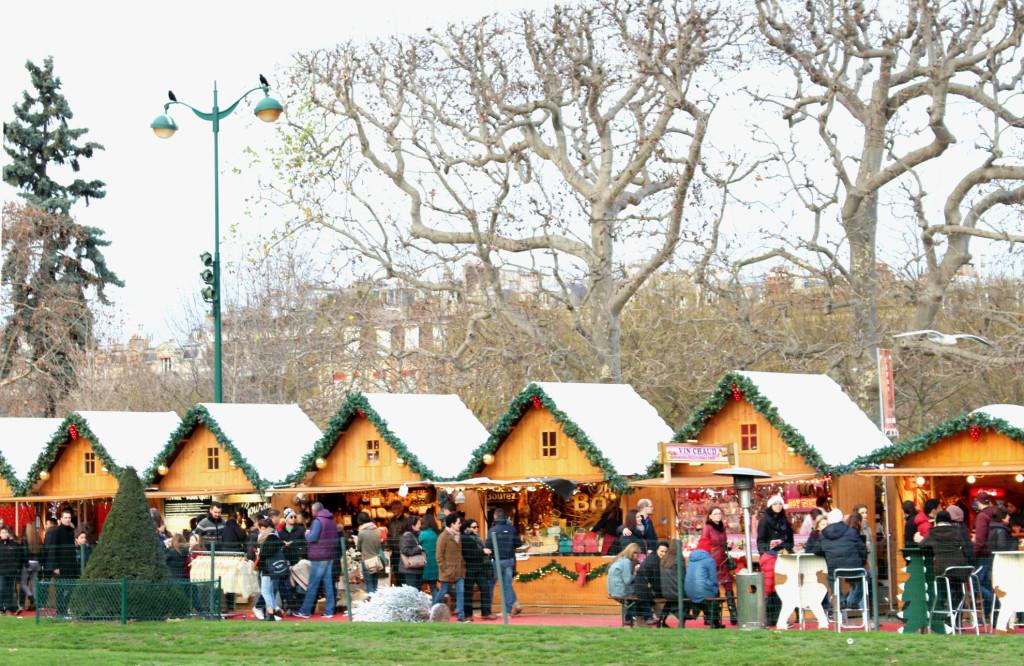 Christmas 2015, Marche de Noel 3, Christmas in Paris, The Glittering Unknown