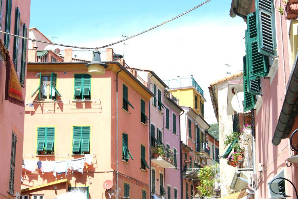 Colors of Monterosso al Mare Cinque Terre Italy, Monterosso to Vernazza, The Glittering Unknown
