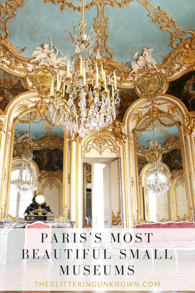 Most Beautiful Small Living Rooms: Paris's Most Beautiful Small Museums- The Glittering Unknown