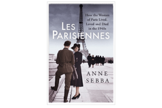 Les Parisiennes by Anne Sebba- Glittering Holiday Gift Guide 2016, The Glittering Unknown