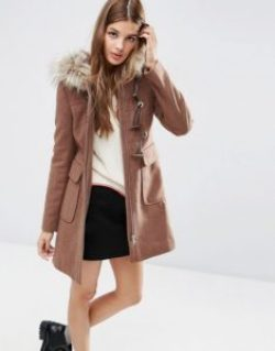 ASOS Wool Duffle Coat- Glittering Holiday Gift Guide, The Glittering Unknown