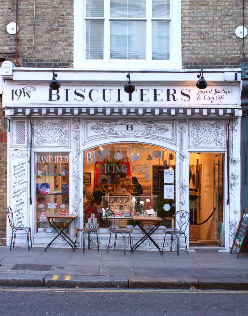 Biscuiteers, Notting Hill- Day Trip London