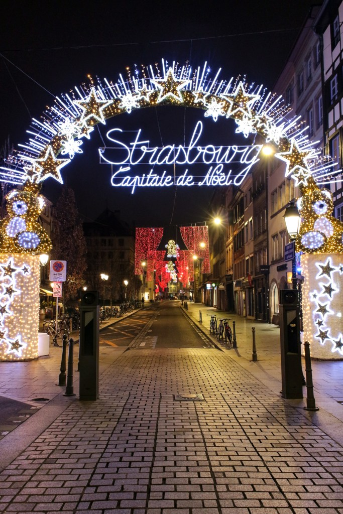 Strasbourg, Capitale de Noel; A Christmas Getaway in Alsace (Strasbourg Christmas Markets)