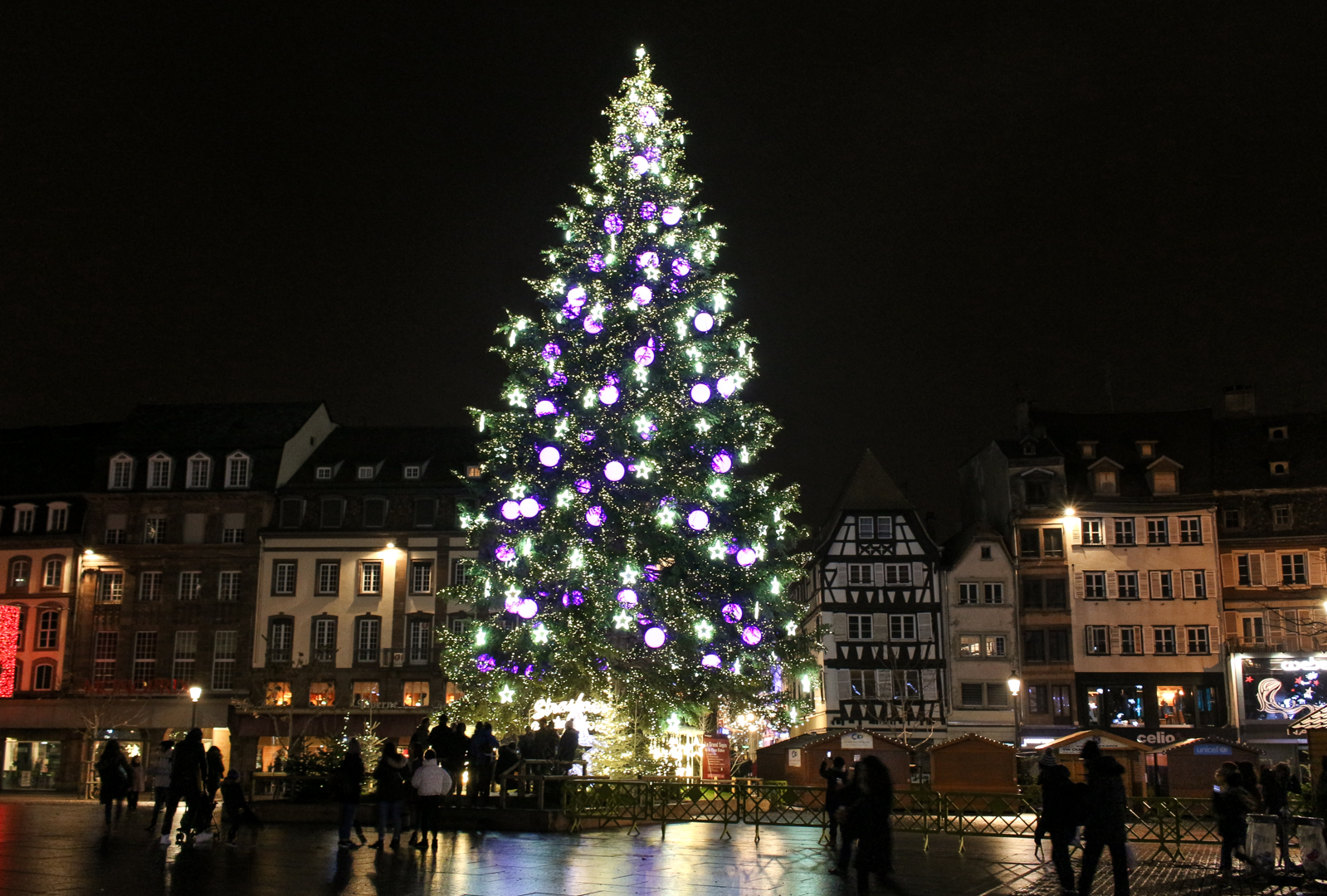 Christmas Day In France.A Christmas Getaway In Alsace The Glittering Unknown