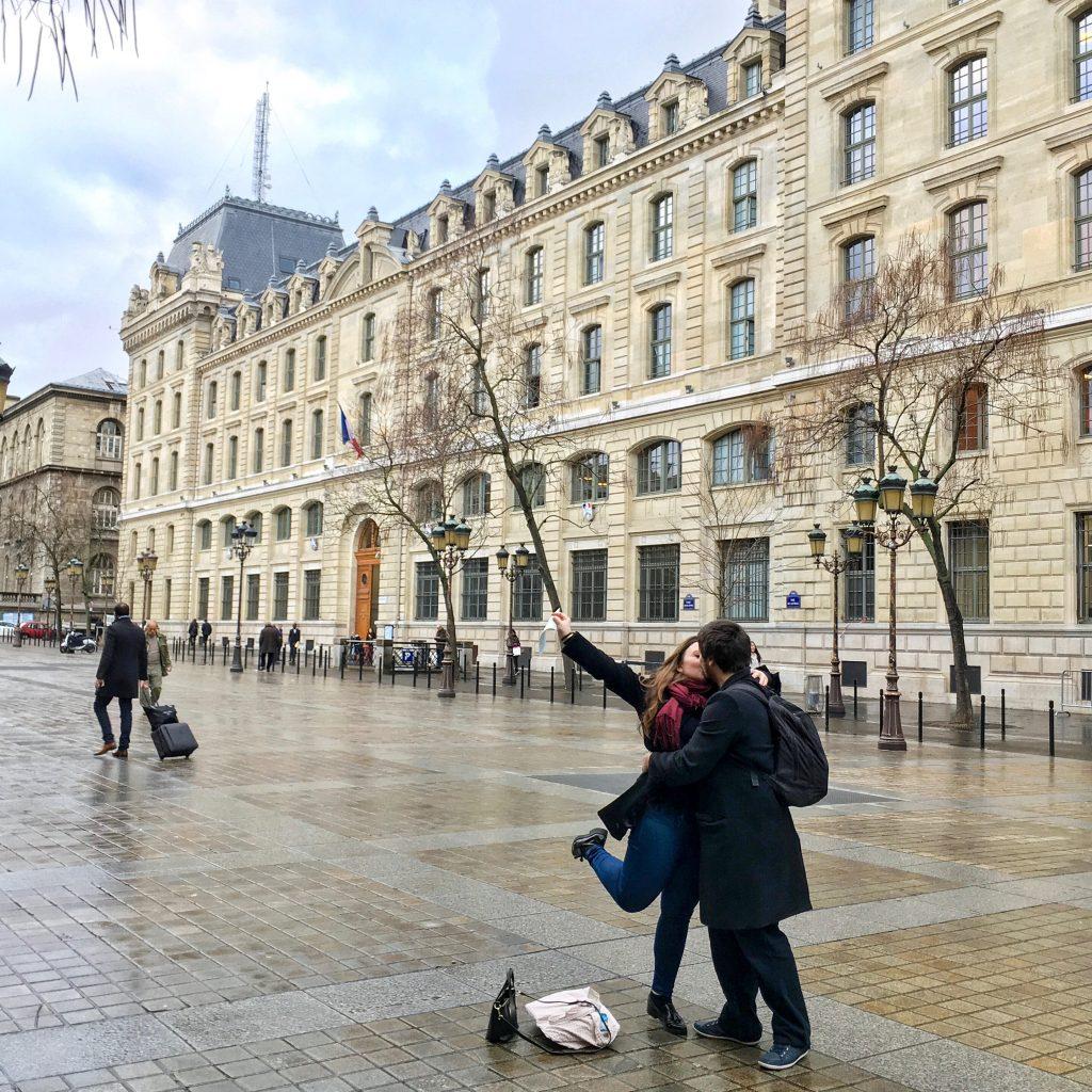 Getting my PACS Visa Vie Privée et Familiale