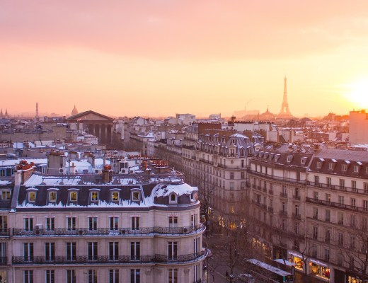 The Best Sunset Spots in Paris