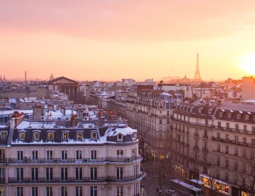 The Best Sunset Spots in Paris