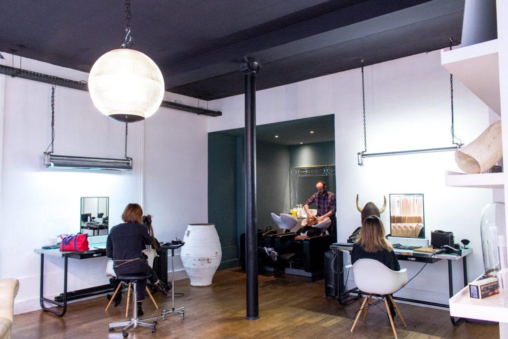 Interieur, Studio Marisol- Le Meilleur Salon de Coiffure à Paris