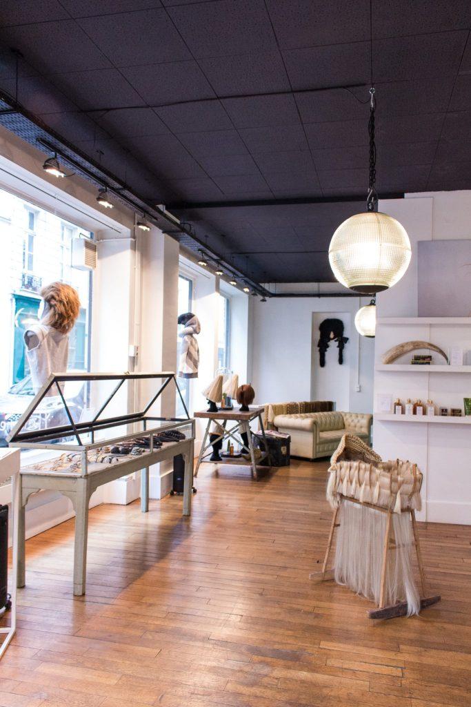 Studio Marisol salon de coiffure decor- Le Meilleur Salon de Coiffure à Paris