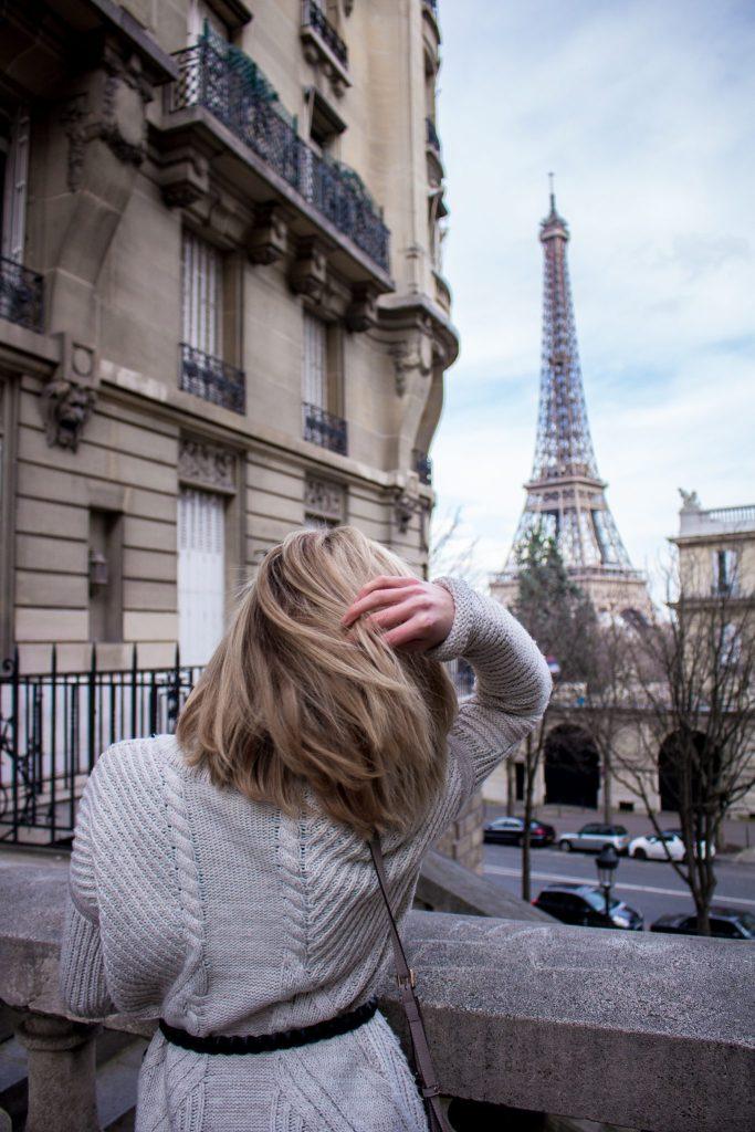Le meilleur salon de coiffure à Paris- The Glittering Unknown
