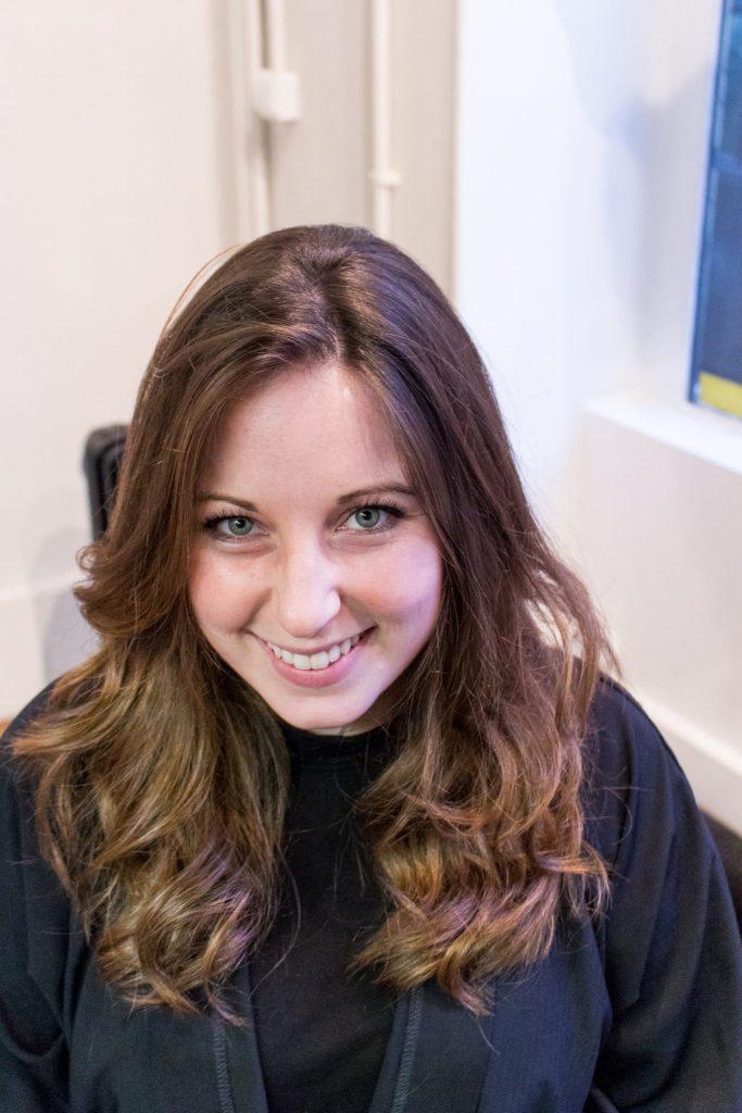 Cut and balayage, Studio Marisol- The Best English Speaking Hair Salon in Paris