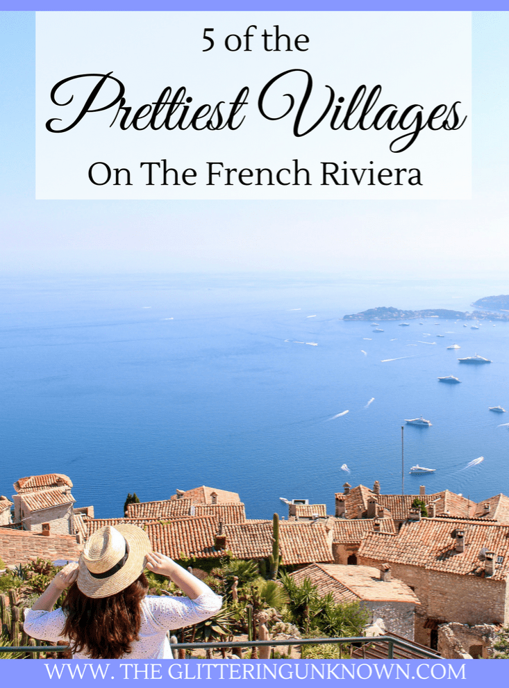 5 of the Prettiest Villages on the French Riviera