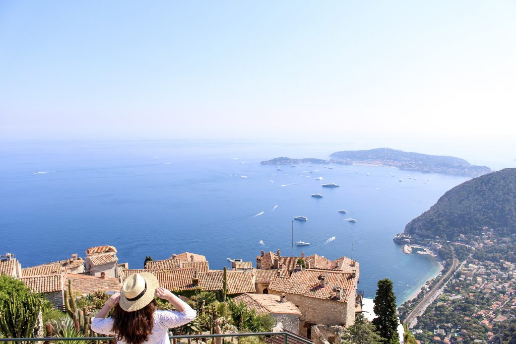Eze, Jardin Exotique- 5 of the Prettiest Villages on the French Riviera