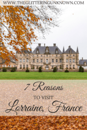 Château des Monthairons- 7 Reasons to Visit Lorraine, France