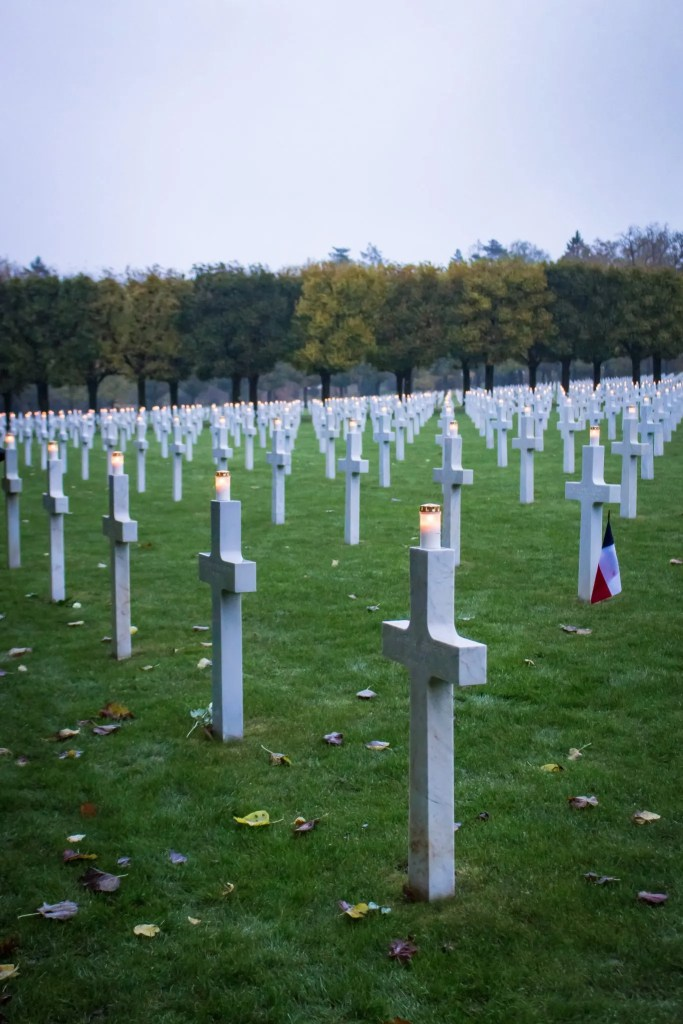 Meuse-Argonne American Cemetery-7 Reasons to Visit Lorraine, France