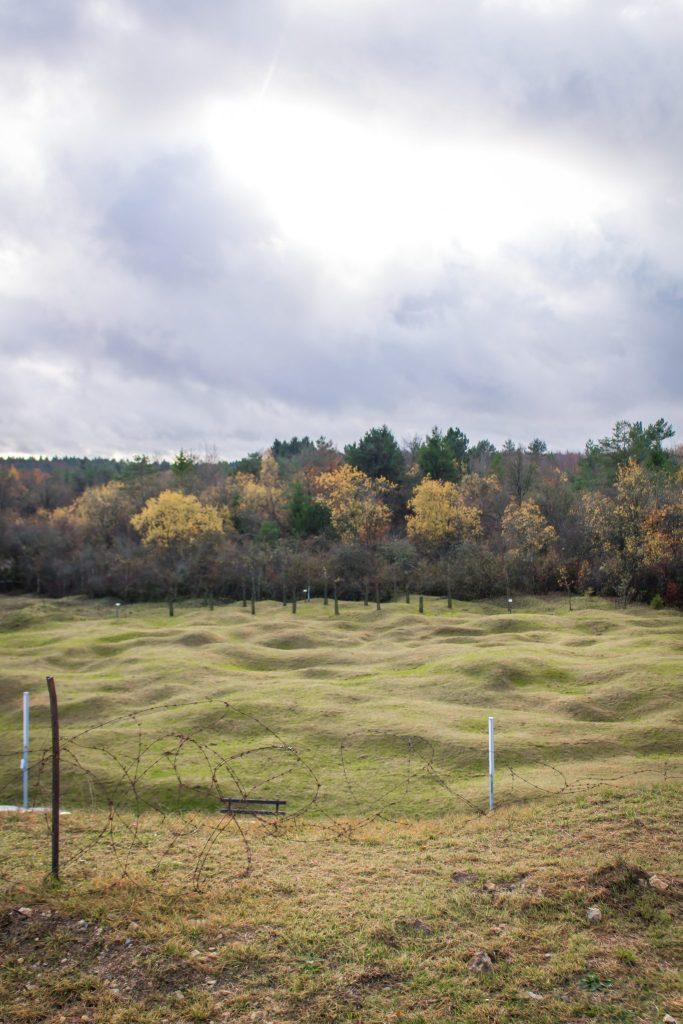 Landscape over Fort de Vaux- 7 Reasons to Visit Lorraine, France