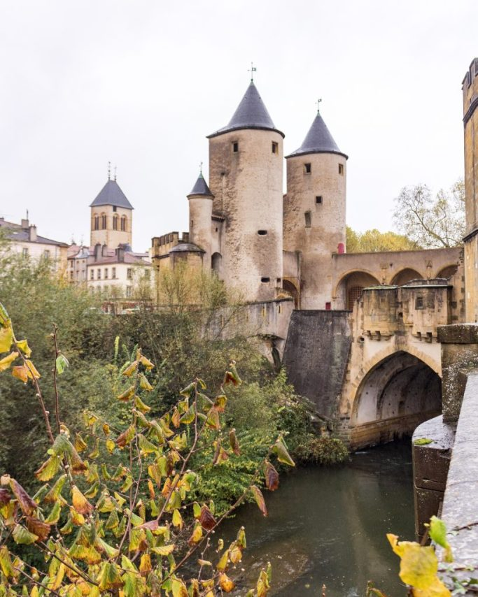 Porte des Allemands, Metz- 7 Reasons to Visit Lorraine, France