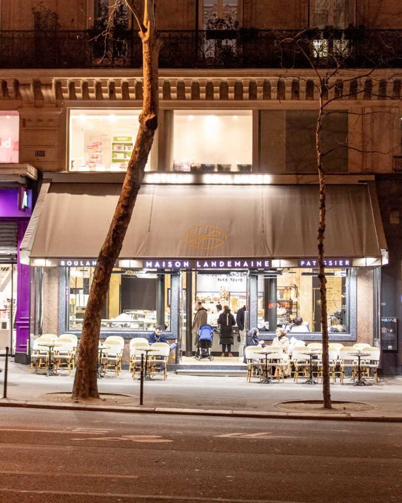 Maison Lendemaine- 7 of the Best Bakeries in Paris by The Glittering Unknown