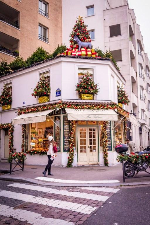 Christmas Decorations in Paris- Max Poilane