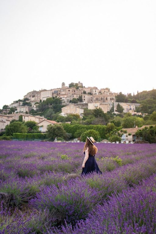 Simiane-la-Rotonde- Road Trip in Provence