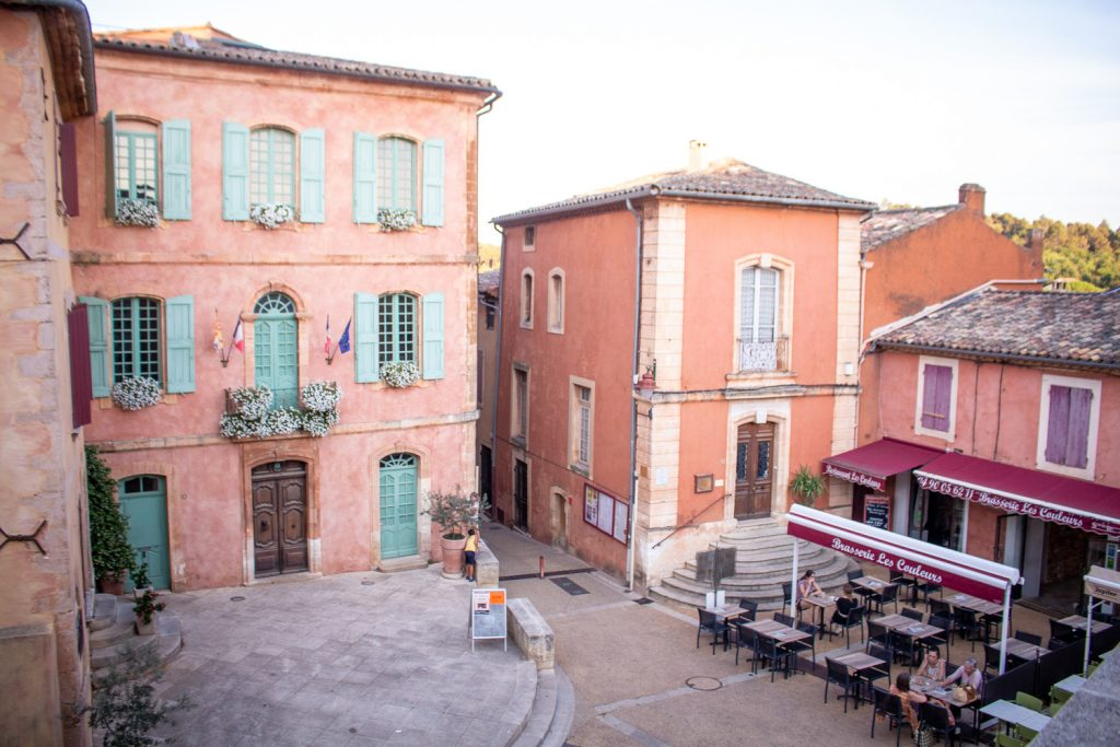 Roussillon- - Road Trip in Provence