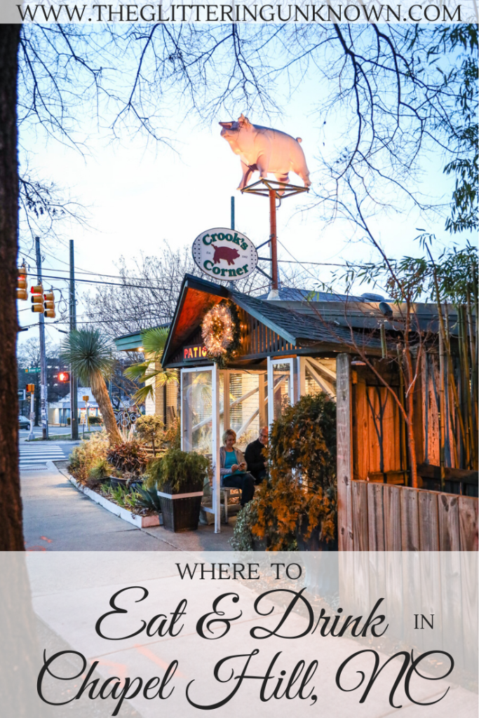 Where to Eat and Drink in Chapel Hill