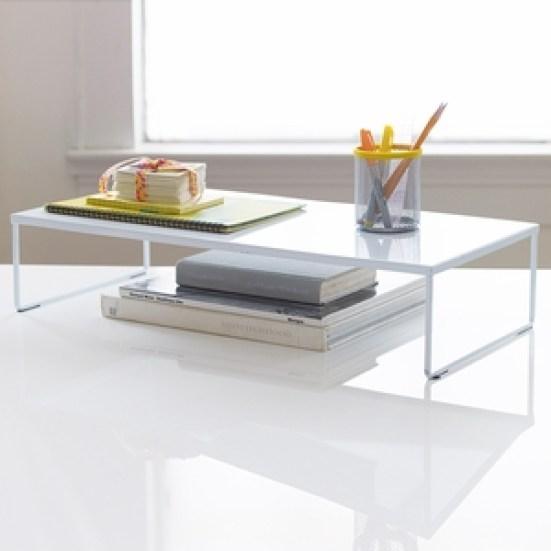 franklin-desk-riser-white-large-free-shipping-23 the organizer store