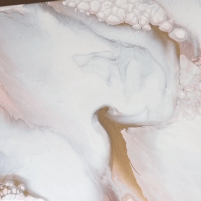 paint pour, pour art, gallery wall, diy painting, craft tutorial, paint tutorial, sherwin Williams, how to paint, tutorial, studio 5, pink art, how to marble your artwork, how to make marble art work,