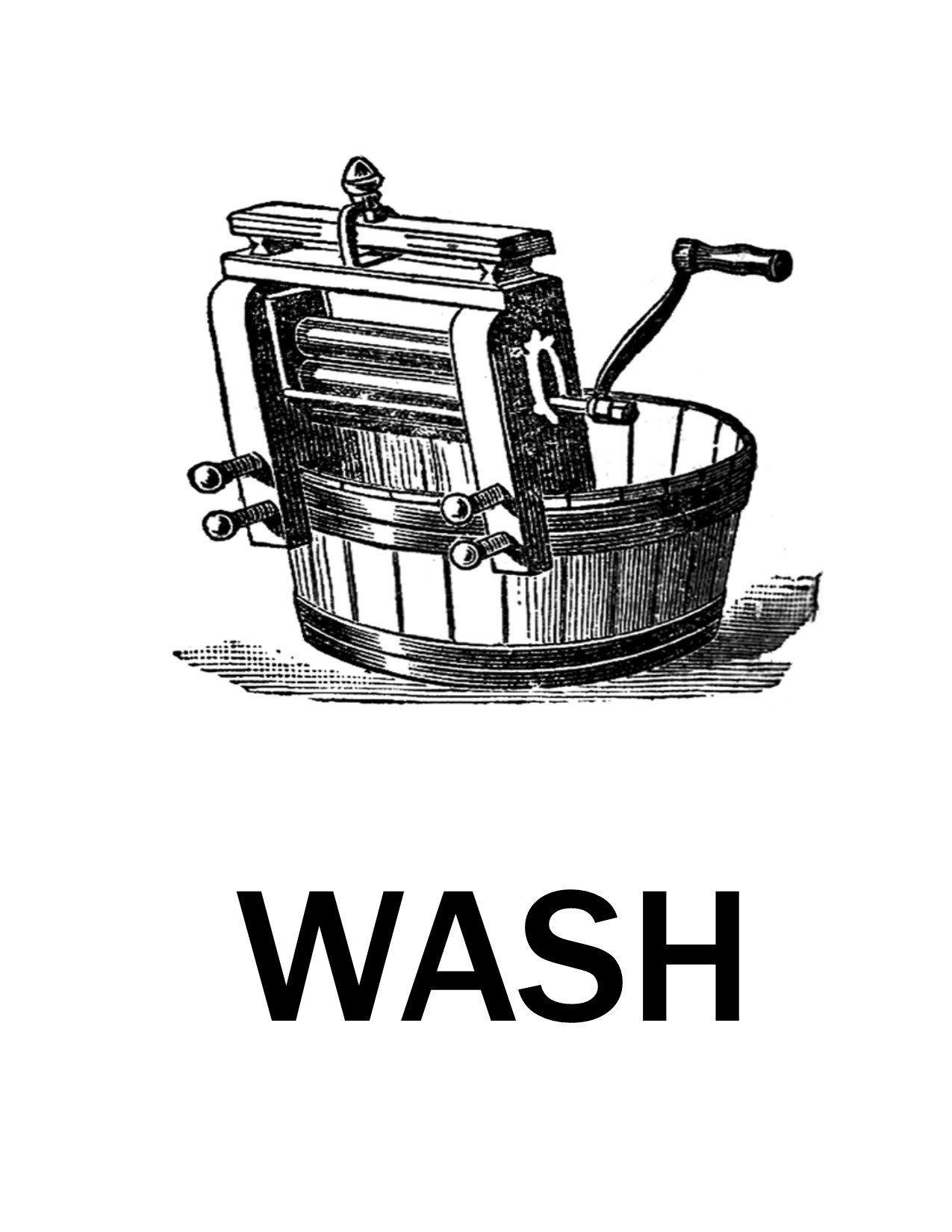 Wash The Glitzy Pear